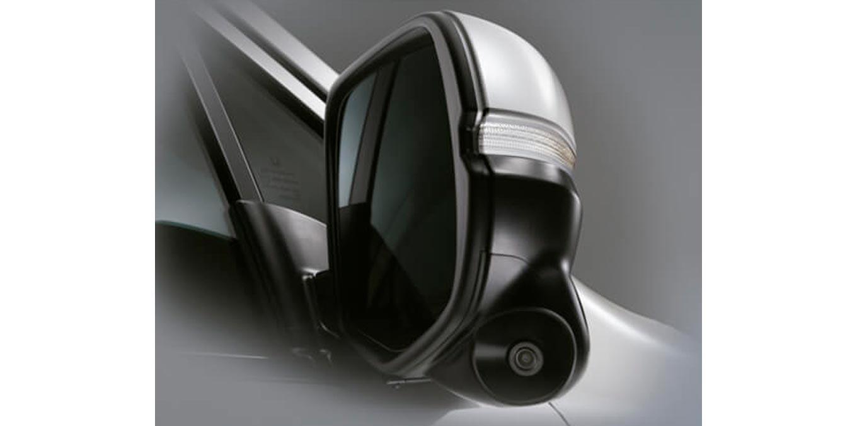 exterior espejos retrovisores
